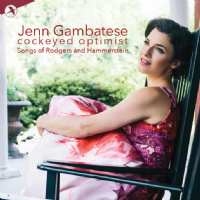 Jenn Gambatese cockeyed Optimist CD